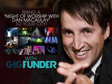 From You For You - A Night of Worship With Dan Macaulay